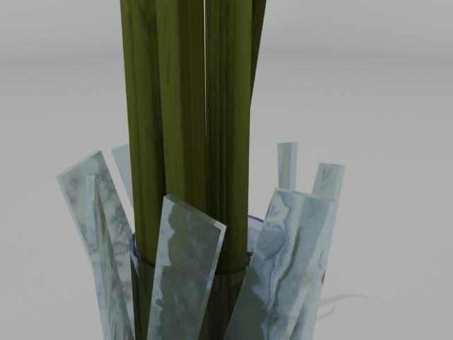 Vase Closeup