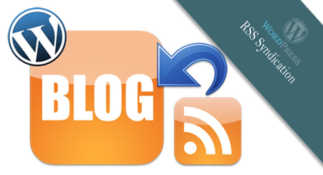 WordPress RSS Syndication