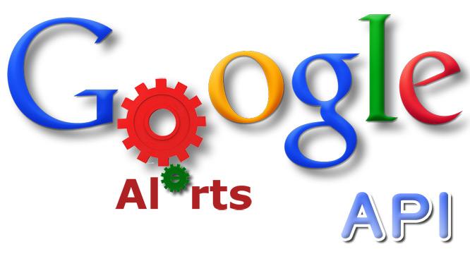 Google Alerts API