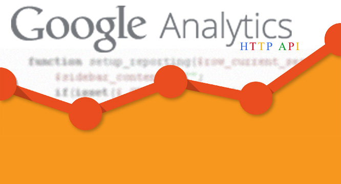 Google Analytics HTTP API